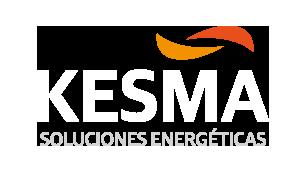 Logotipo Kesma. Soluciones energéticas