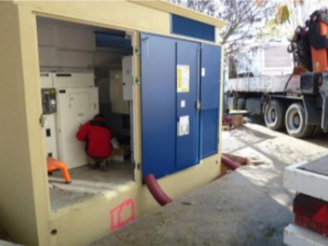 Instalación eléctrica industrial en Navarra y La Rioja. Instalaciones eléctricas industriales. Kesma, soluciones energéticas.
