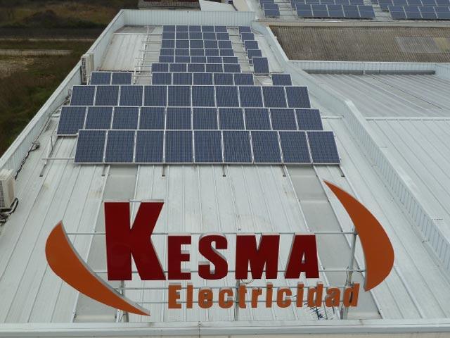 Instalaciones FV autoconsumo para Pymes. Kesma, soluciones energéticas.