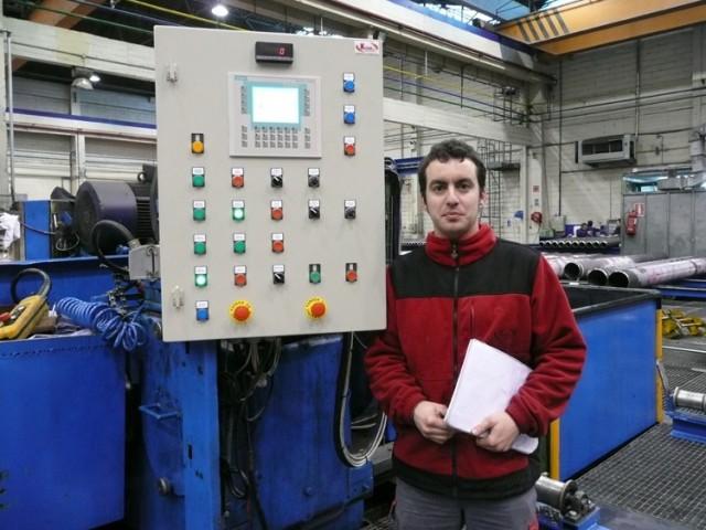 Programaci´pn de PLC´s y automatización en Navarra y La Rioja. Kesma, soluciones energéticas.